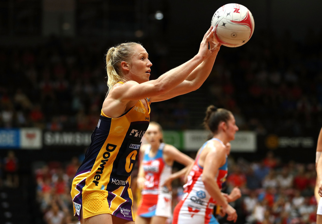 The scheduled games for Super Netball this weekend are due to go ahead as planned, despite the strike threats ©Getty Images