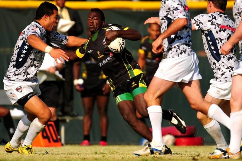 The Jamaican Rugby League Association was singled out for particular praise by the RLEF Board ©RLIF