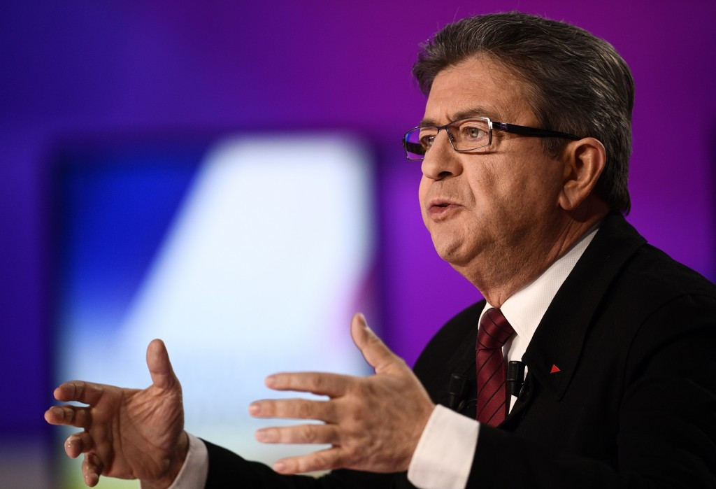 French Presidential candidate Jean-Luc Mélenchon has announced he does not support Paris' bid to host the 2024 Olympic and Paralympic Games ©Getty Images