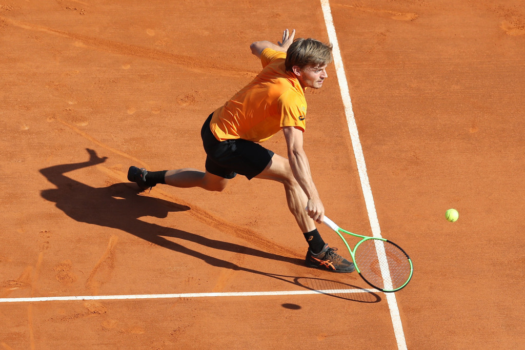 Ramos-Vinolas beats Pouille to reach Monte Carlo final