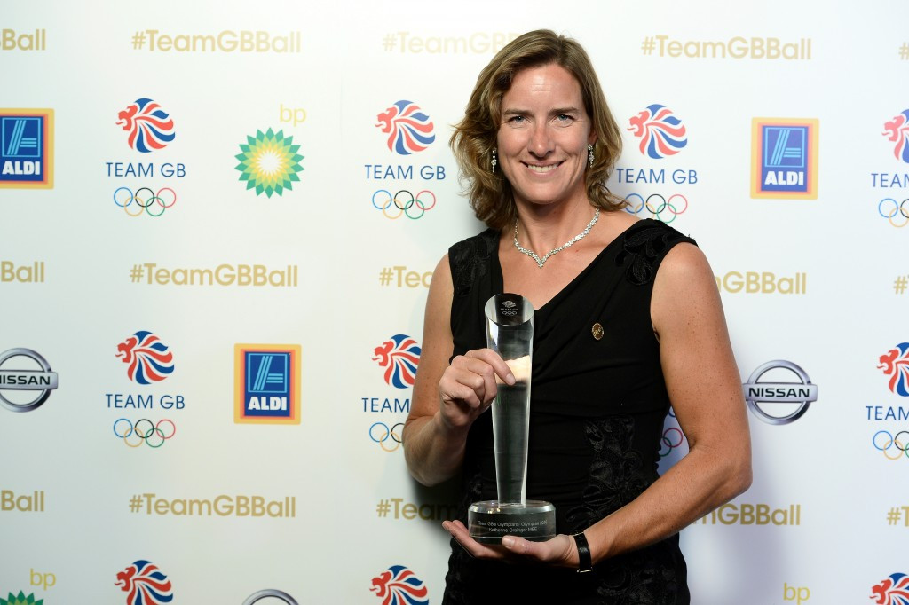 Dame Katherine Grainger to be new chair of UK Sport