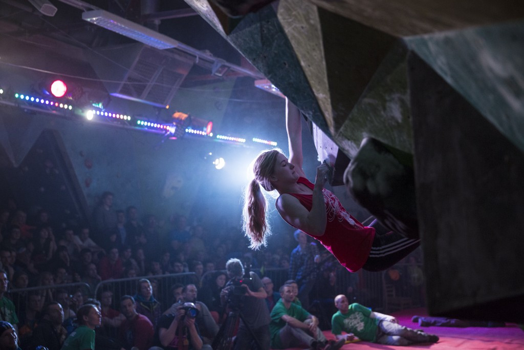 Chongqing to host first of two IFSC World Cup legs in China