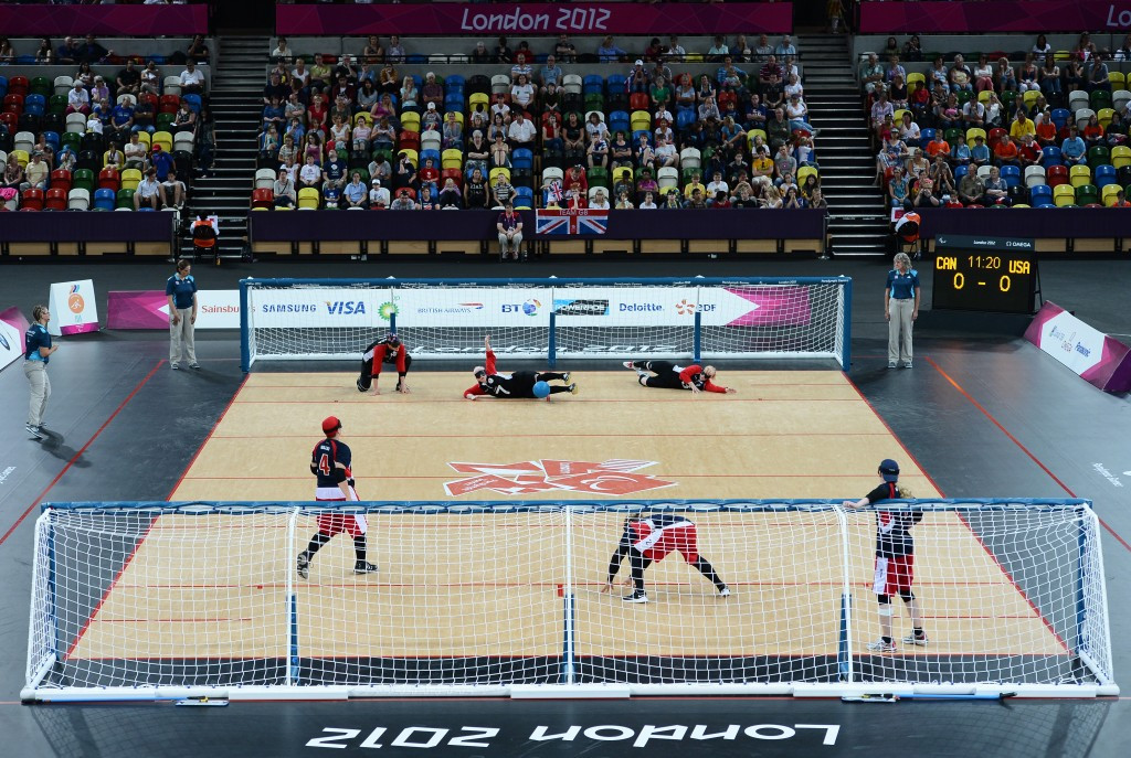 Canada pictured in action against the United States during London 2012 ©Getty Images