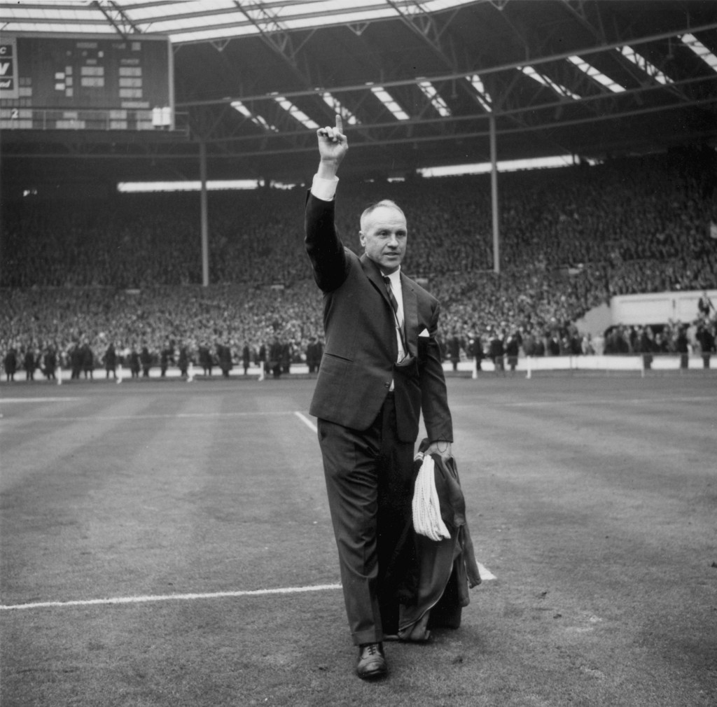For former Liverpool manager Bill Shankly, the only position that counted was first ©Getty Images