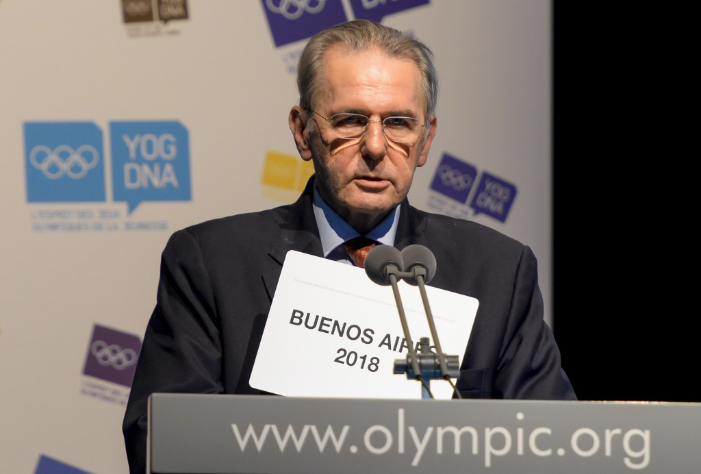 Gerardo Werthein suggested the city was unable to host both the 2018 Summer Youth Olympics and the 2023 Pan American Games ©Getty Images