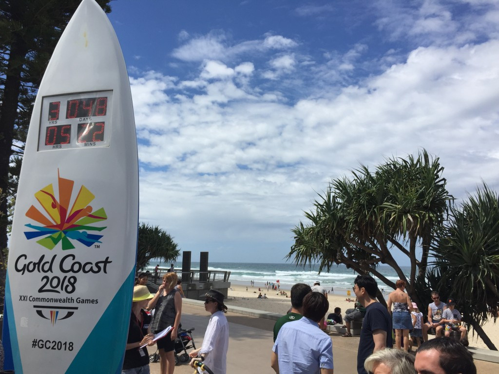 Australia is already hosting the 2018 Commonwealth Games in the Gold Coast ©Getty Images