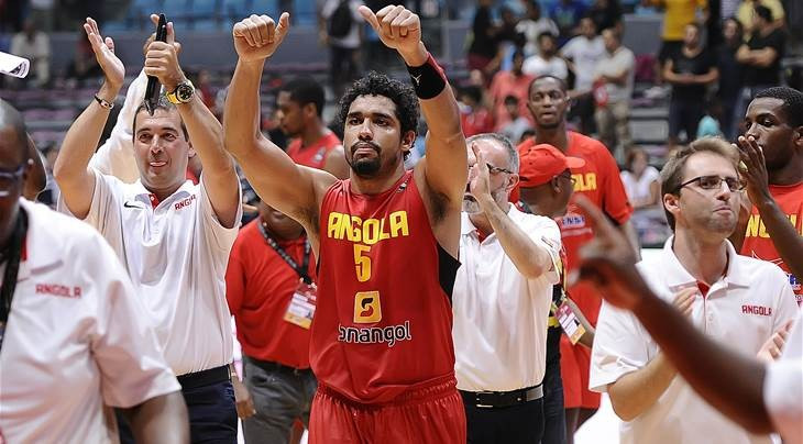 Angola replace Republic of Congo as hosts of 2017 FIBA AfroBasket