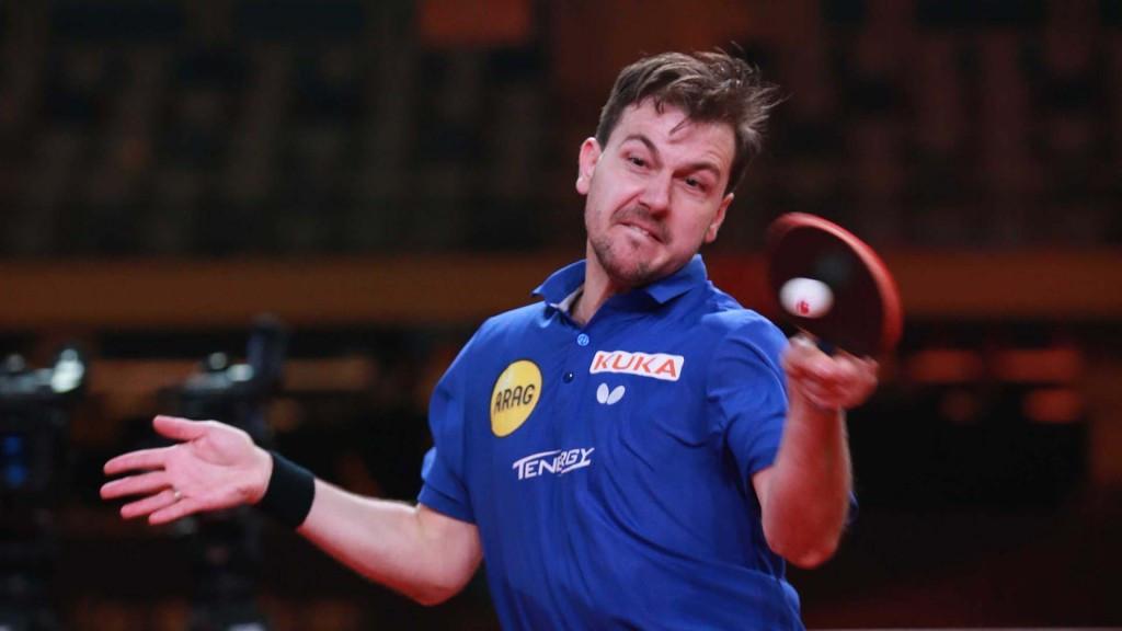 Boll and Franziska set-up all German ITTF Korea Open final