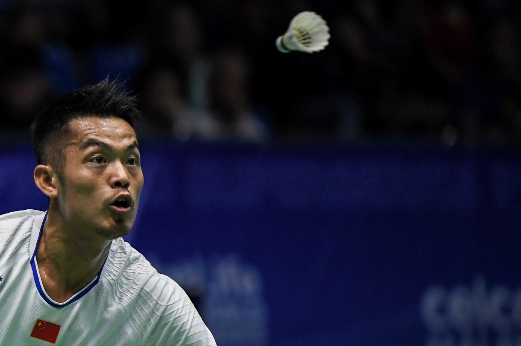 Lin Dan has qualified for every Olympic Games since his debut at Athens 2004 ©Getty Images