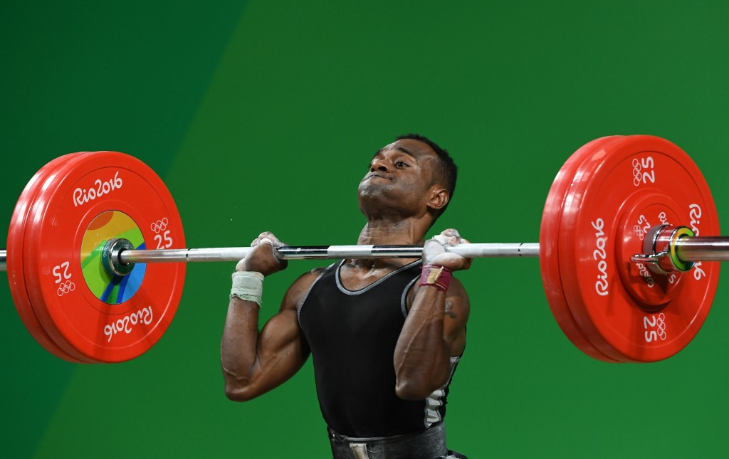 Manueli Tulo will serve as the athlete representative on the Weightlifting Fiji board ©Getty Images
