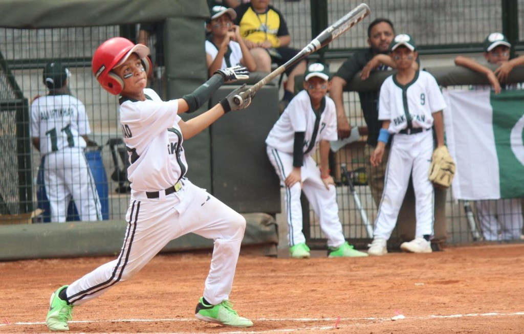 Government-funded recruitment process taking place to develop baseball in Pakistan