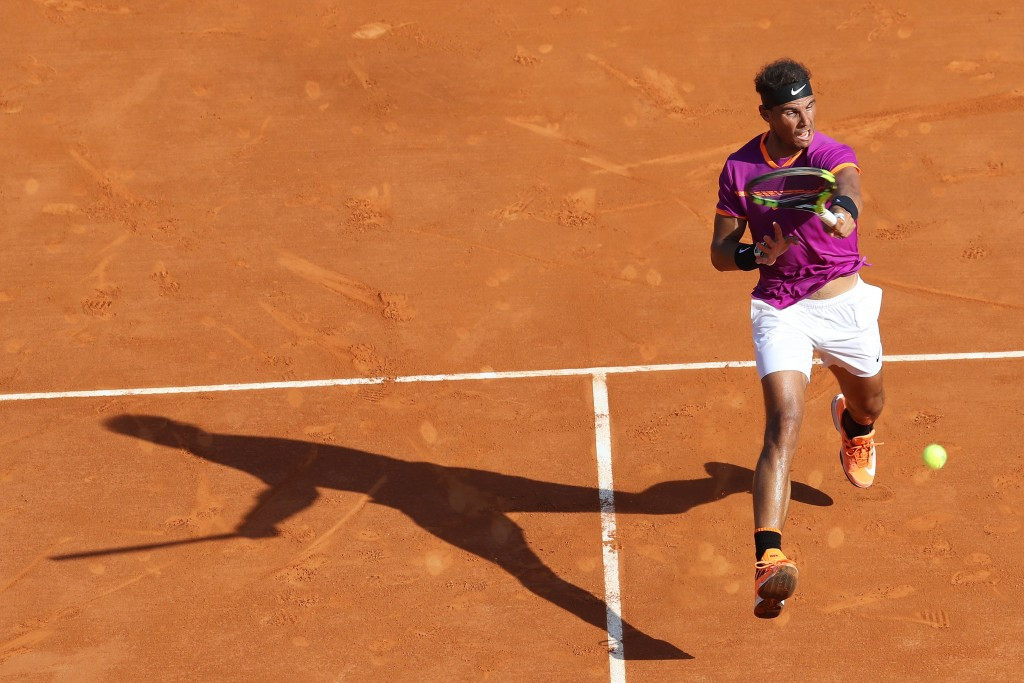 Defending champion Nadal sets up all-Spanish final at Monte Carlo Masters