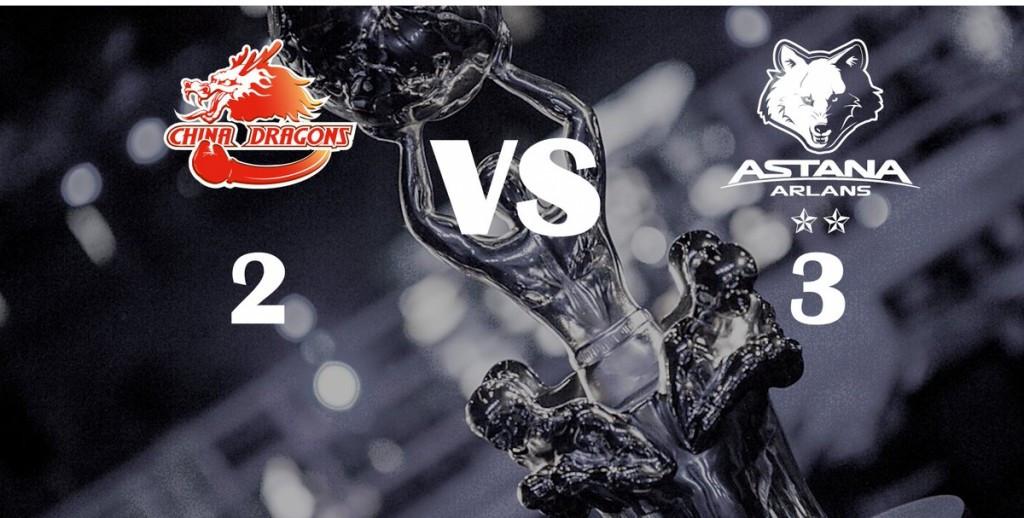 Astana Arlans Kazakhstan win thriller to seal World Series of Boxing progress