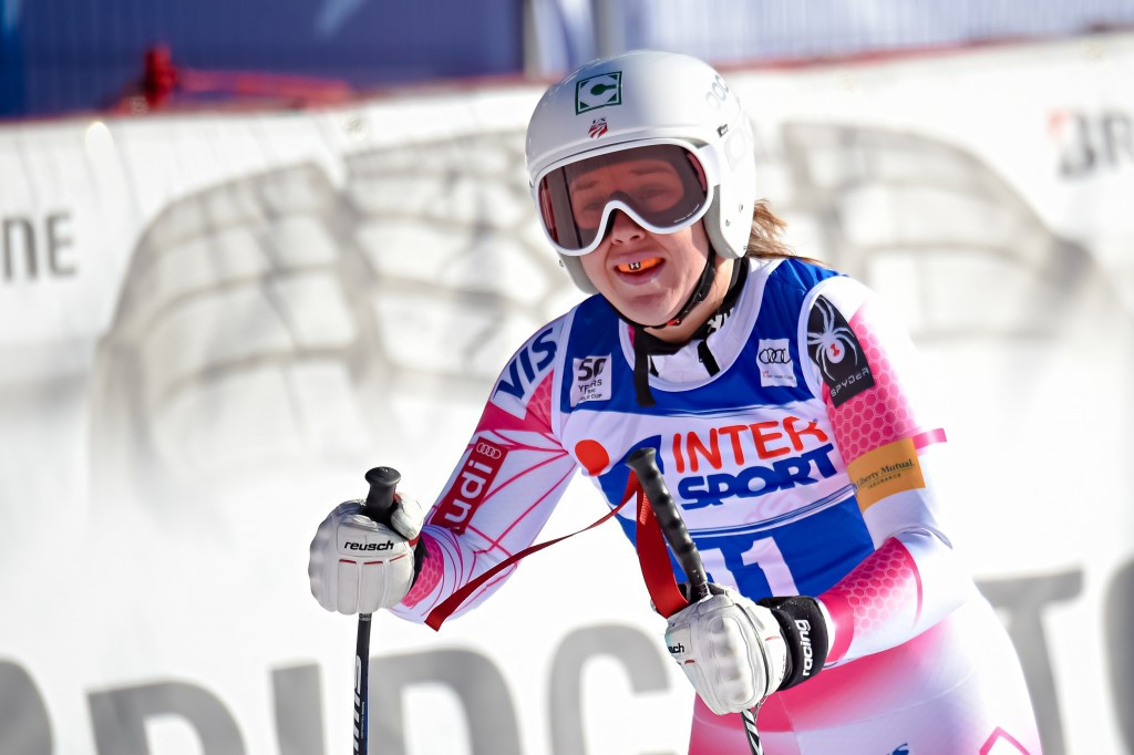 US skier Leanne Smith retires from the sport