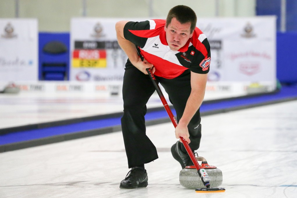 Swiss win twice on opening day of World Mixed Doubles Curling Championship