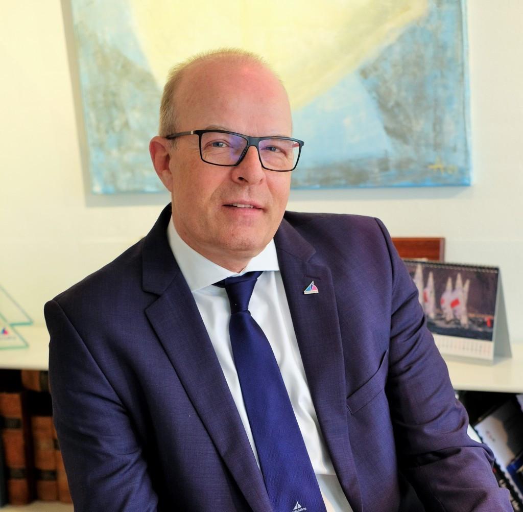 Andersen targeting increased representation of World Sailing at IOC