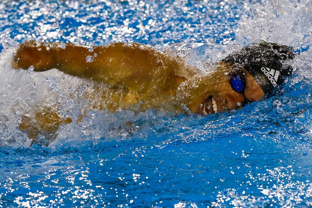 Dias among winners as hosts Brazil make mark on Para Swimming World Series