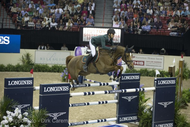 Olympic champion Guerdat on course to take FEI World Cup Jumping title