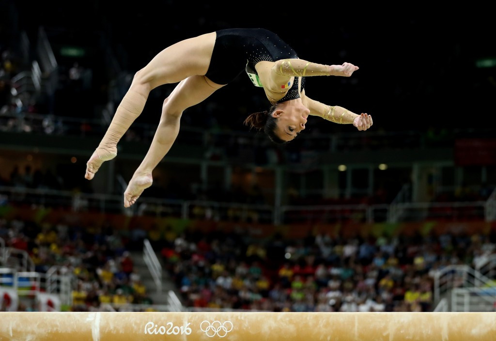 Ponor claims gold for host nation on final day of European Artistic Gymnastics Championships