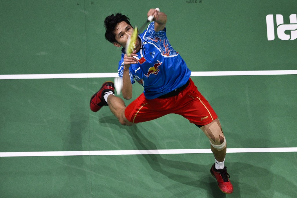 Tian overcomes team-mate Qiao to win BWF China Masters title