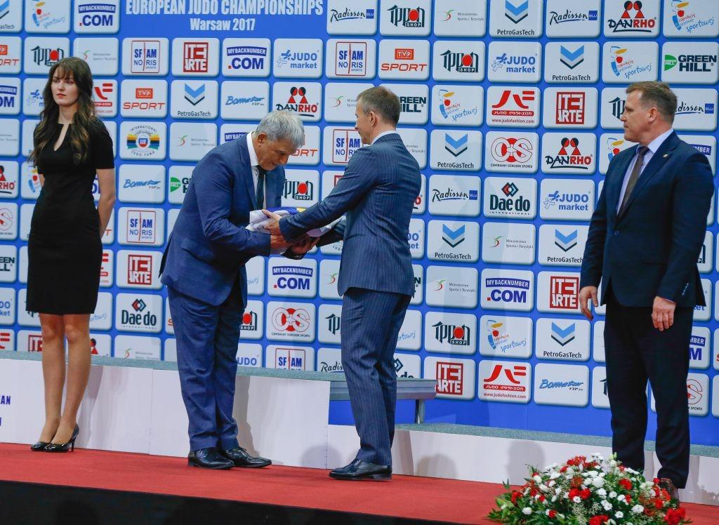 Israel to host 2018 European Judo Championships