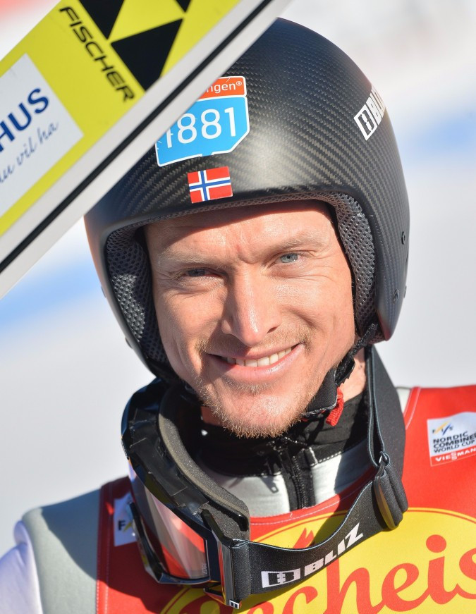 Olympic Nordic combined gold medallist Klemetsen ends career