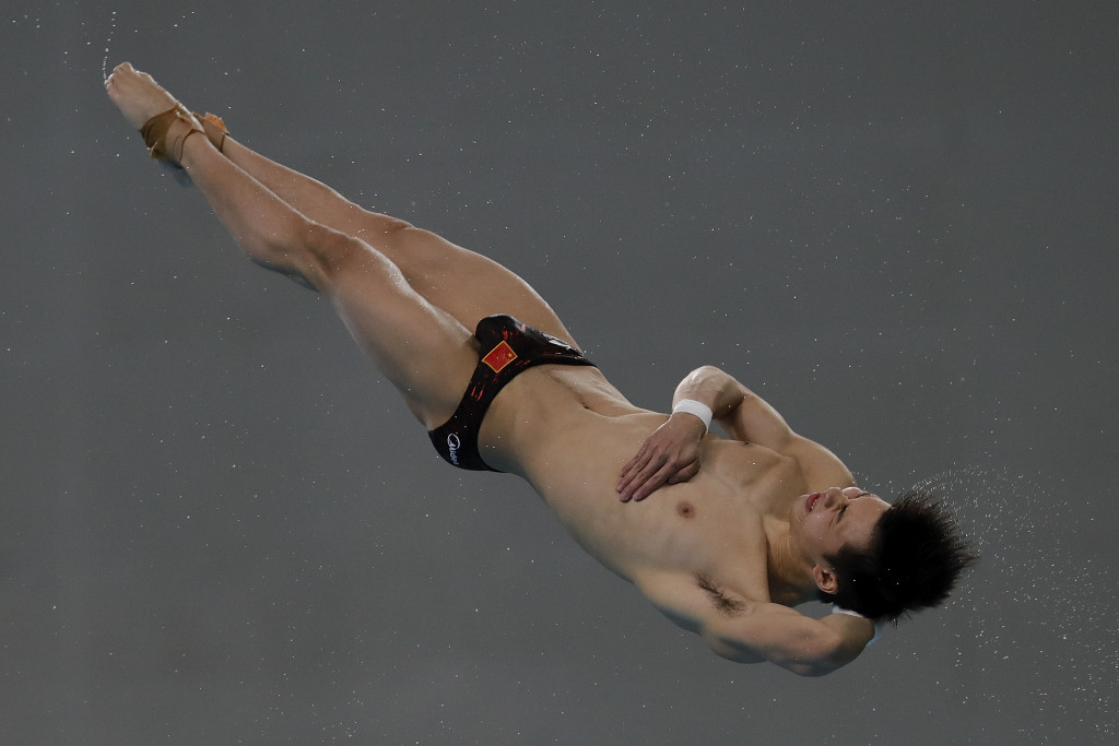 More Chinese success on last day of FINA World Diving Series season