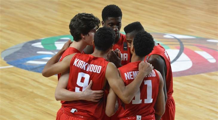 St Catharines to host 2018 FIBA Under-18 Americas Championship