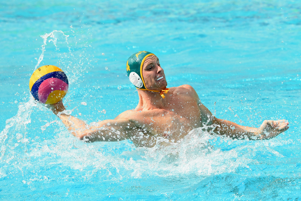 Gold Coast to host water polo Intercontinental Tournament
