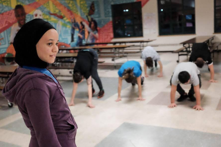 Teenage Muslim boxer wins right to compete in hijab in United States