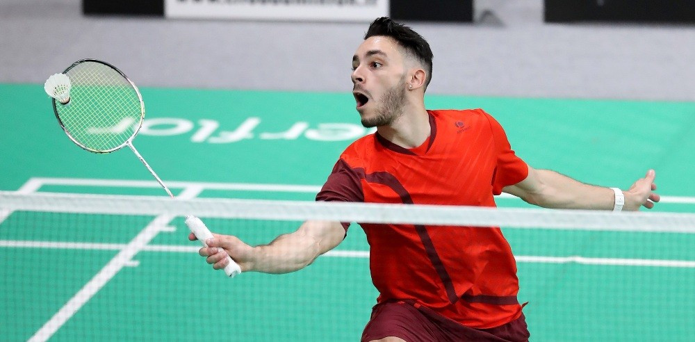 World number 702 wins men's singles title at All Africa Individual Badminton Championships
