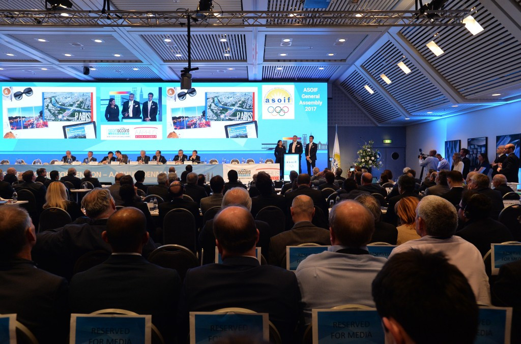 IOC ban 2024 candidate cities from PASO General Assembly