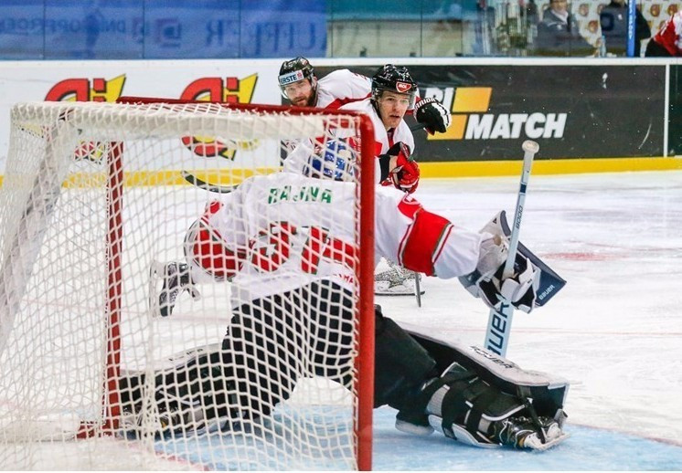 Austria keep promotion hopes alive with victory over Hungary at IIHF World Championship Division IA