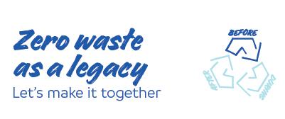 """Paris 2024 unveils """"Zero Waste"""" Games strategy with official partner Suez"""