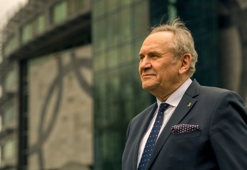Kraśnicki re-elected Polish Olympic Committee President
