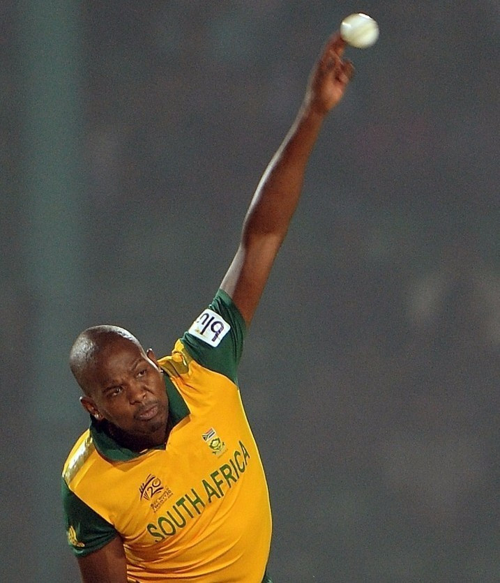 South African cricketer Tsotsobe charged with match-fixing