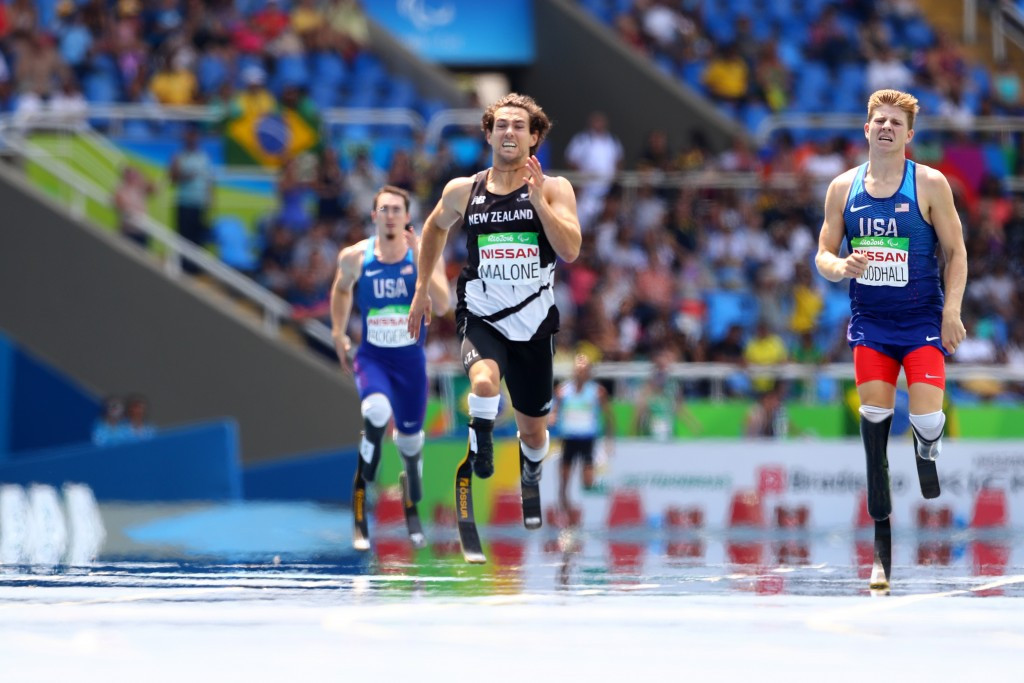 Malone ruled out of World Para Athletics Championships through injury