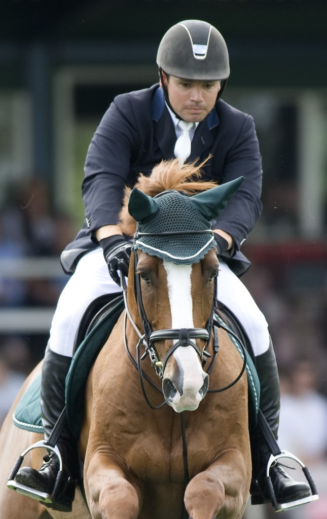 Henry Turrell is one of two riders to be suspended ©Getty Images