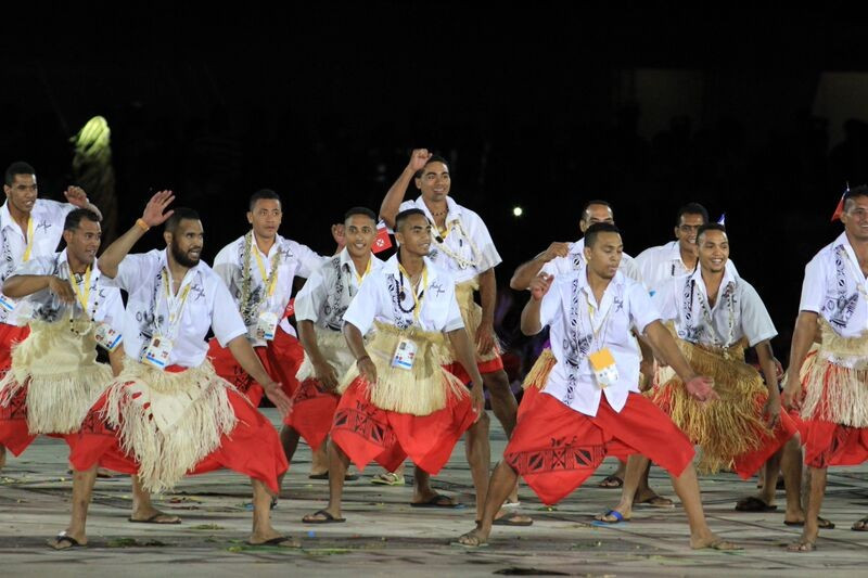 Tonga are due to be given the Pacific Games baton at the Closing Ceremony of Port Moresby 2015 on Saturday (July 18)