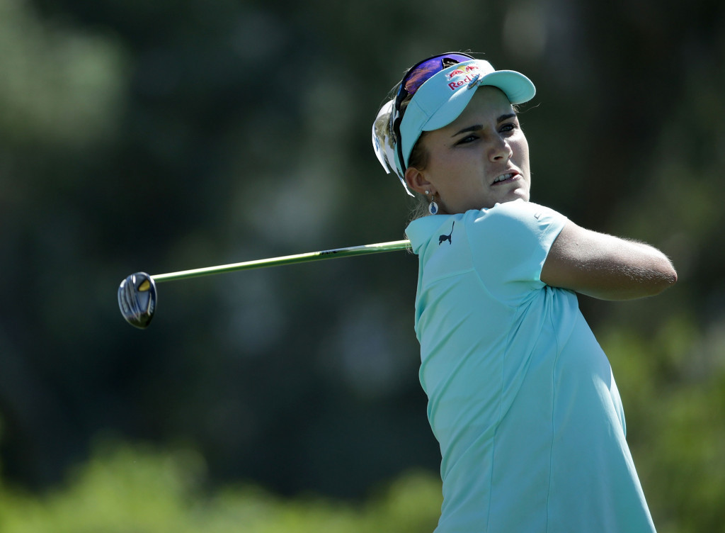Lexi Thompson controversially missed out on the title at the recent ANA Inspiration tournament ©Getty Images