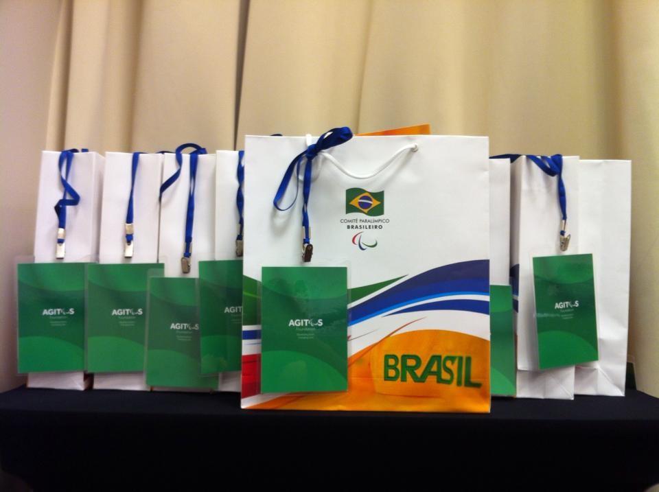 Agitos Foundation workshops for Rio 2016 begin in São  Paulo