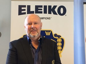 Wesselhoff elected Swedish Weightlifting Federation President