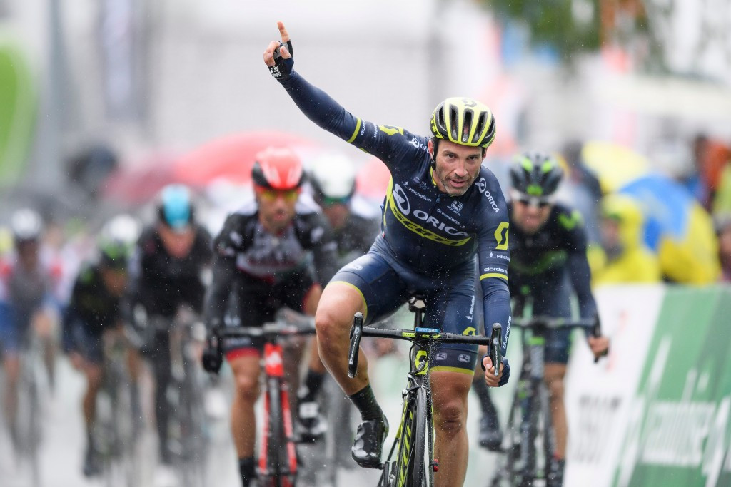 Swiss rider Albasini claims stage one win at Tour de Romandie