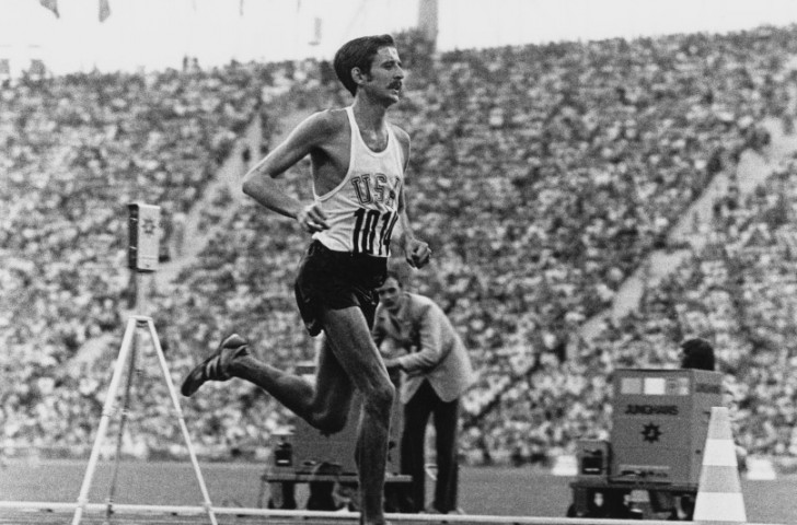 America's Frank Shorter, the 1972 Olympic marathon gold medallist, had claimed he feared Ian Thompson more than any other rival at Montreal 1976 and was relieved when Britain did not select him ©Getty Images