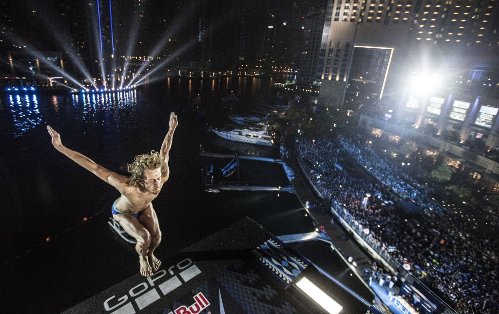 FINA High Diving World Cup to take centre stage in Abu Dhabi