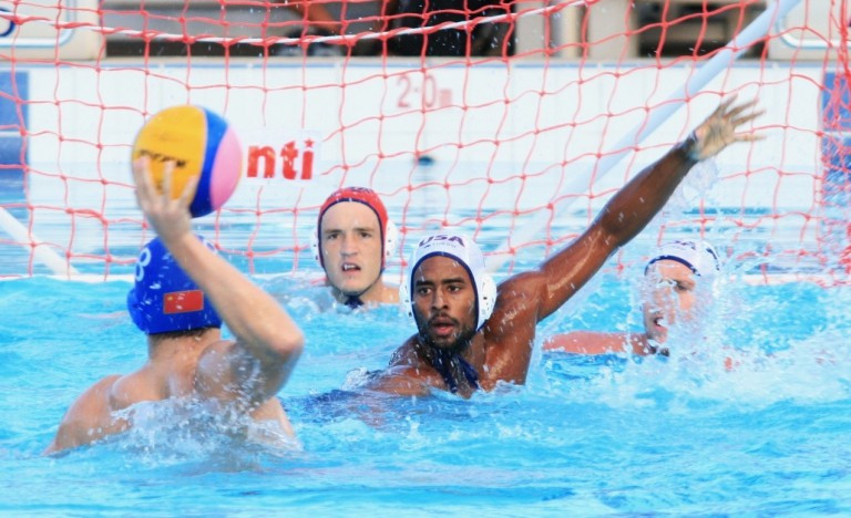 Hooper scores six as United States maintain perfect start to FINA Intercontinental Tournament