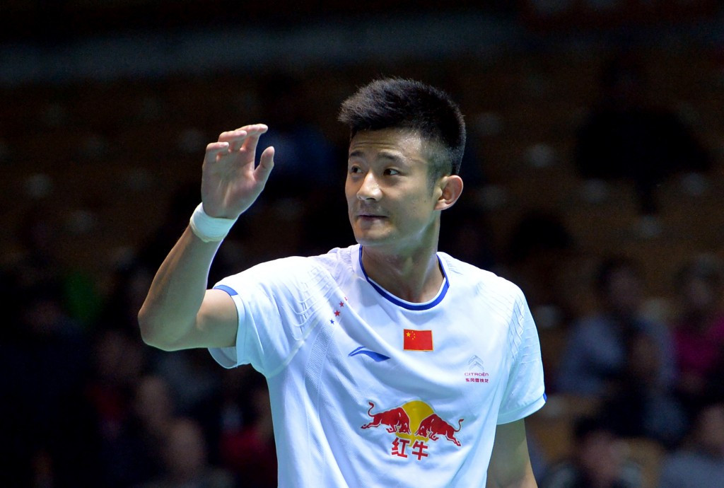 Olympic champion Chen progresses at Badminton Asia Championships