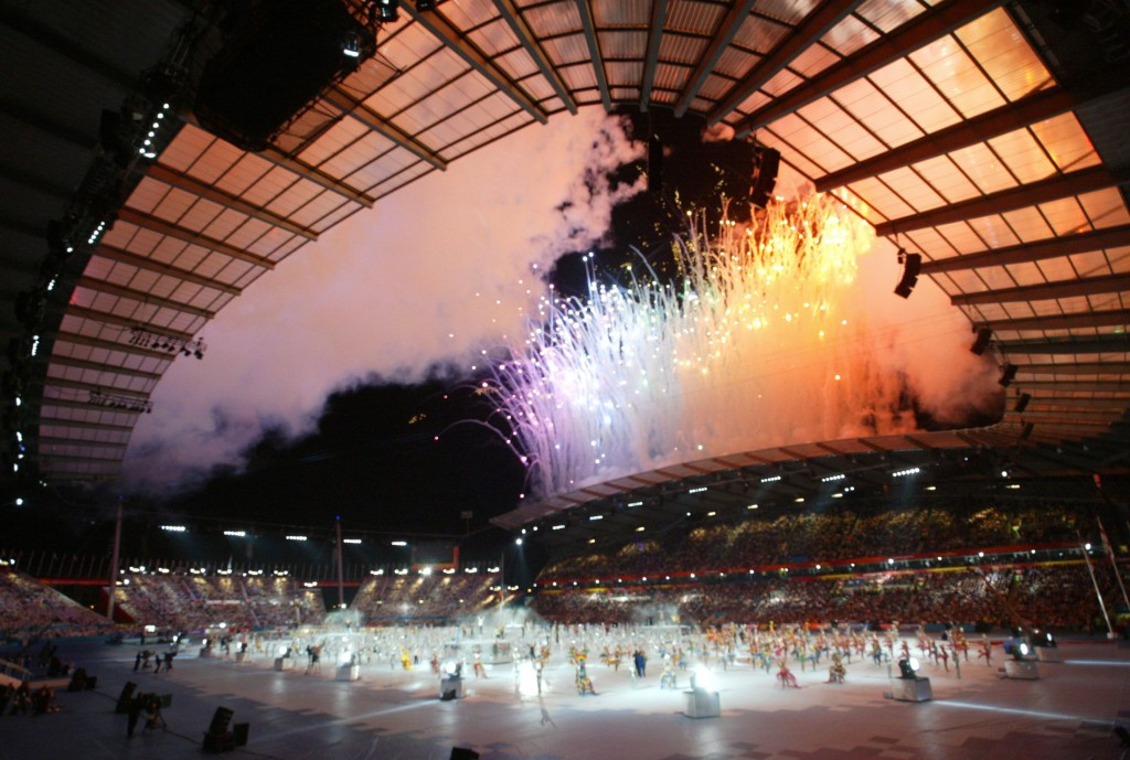 Manchester hosted the 2002 Commonwealth Games ©Getty Images