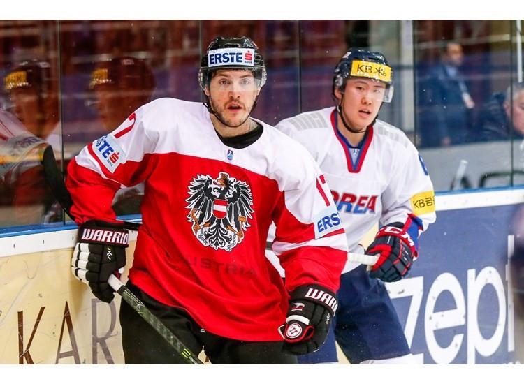 Austrians thrash Koreans in IIHF World Championship Group IA clash
