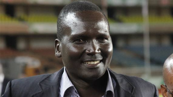 Paul Tergat will stand as the only candidate to become the new chairman of NOCK ©Fine Touch Communications